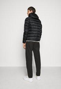 Blauer - GIUBBINI CORTI IMBOTTITO - Down jacket - black/dark olive - 2