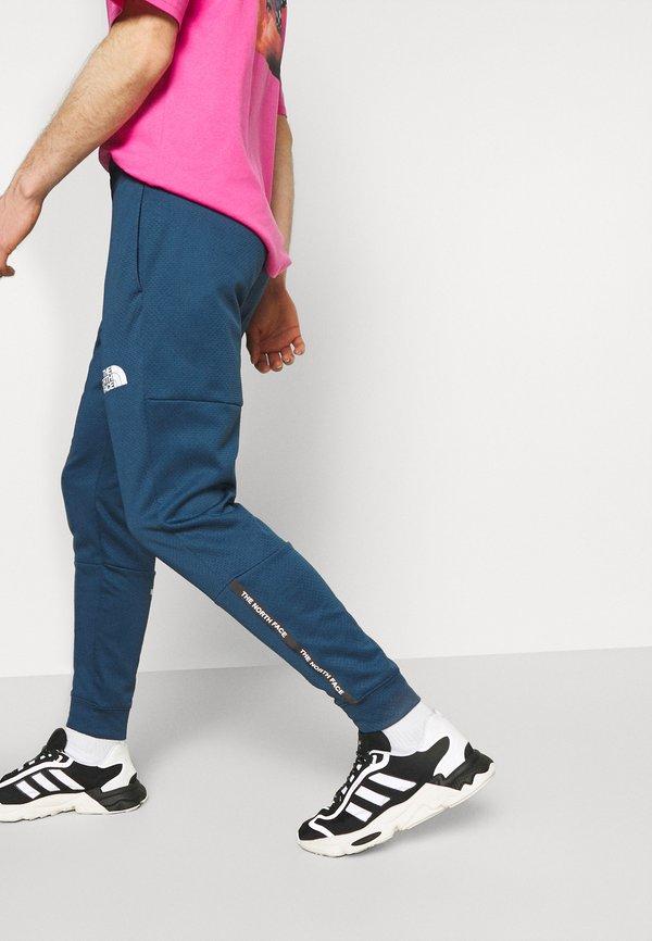 The North Face PANT - Spodnie treningowe - monterey blue/niebieski Odzież Męska HWTP