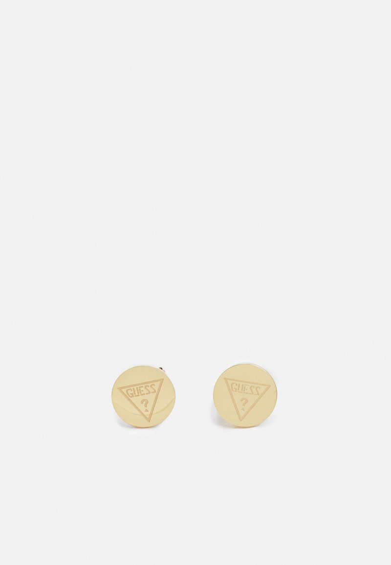 Guess - VINTAGE BEAR - Earrings - gold-coloured