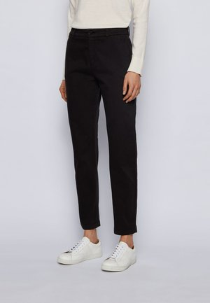 C_TACHINI - Trousers - black