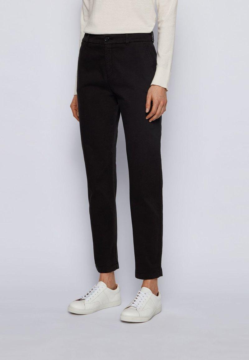 BOSS - C_TACHINI - Trousers - black
