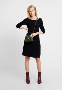 Love Copenhagen - MARYL DRESS - Jumper dress - pitch black - 1