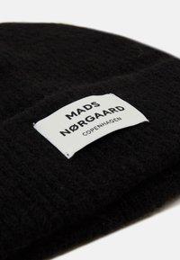 Mads Nørgaard - WINTER SOFT ANJU - Beanie - black - 2