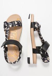 Sam Edelman - ASHIE - Sandály na platformě - black/multicolor - 1