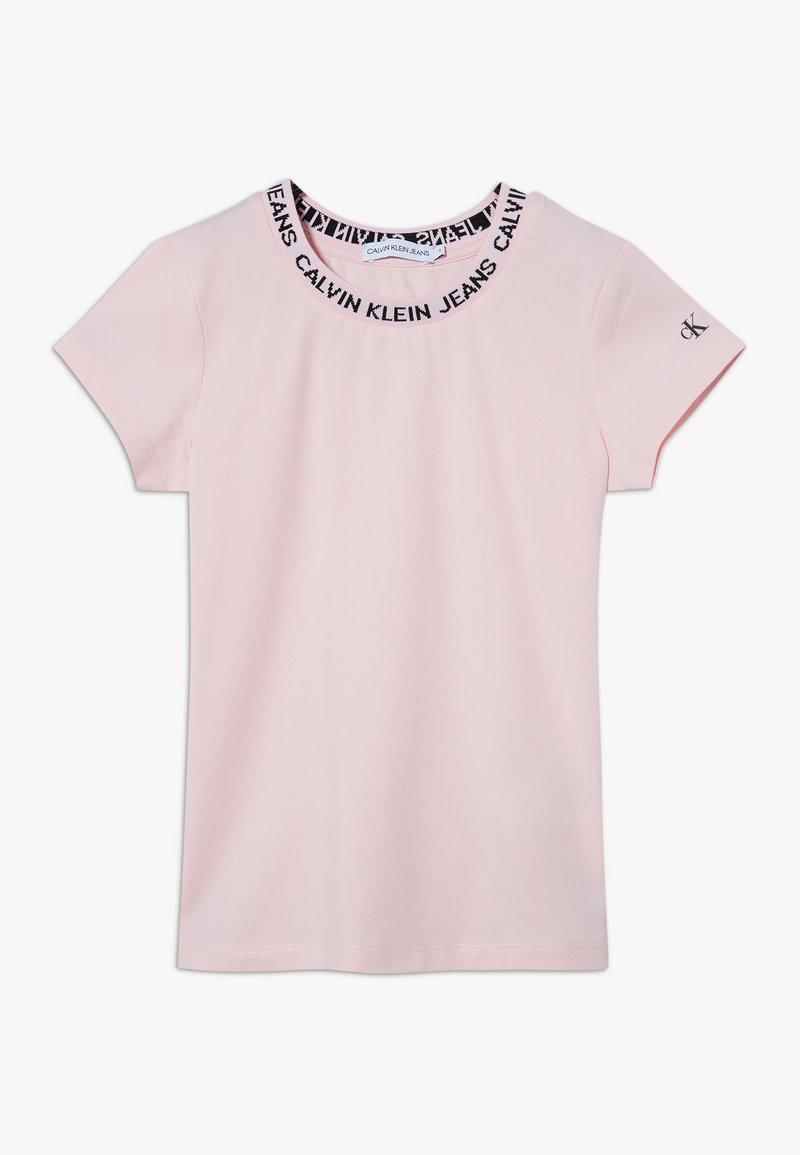 Calvin Klein Jeans - LOGO  - Triko spotiskem - pink