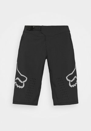 DEFEND SHORT - Sports shorts - black