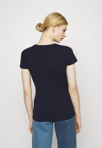 Pepe Jeans - BELLROSE - Basic T-shirt - thames - 2
