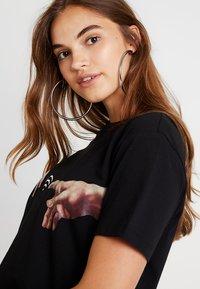 TWINTIP - T-Shirt print - black - 3