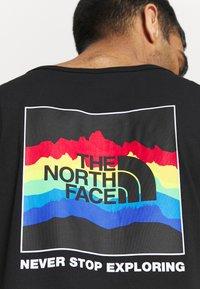 The North Face - RAINBOW TANK - Top - black - 5
