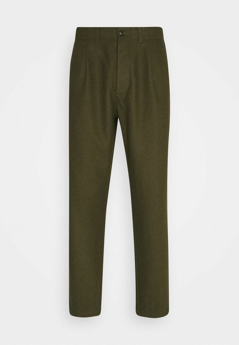 Scotch & Soda - UTILITY PANT - Bukser - military