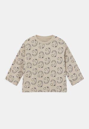 UNISEX - Long sleeved top - beige