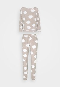 Anna Field - TANYA  SET  - Pyjama set - brown - 4