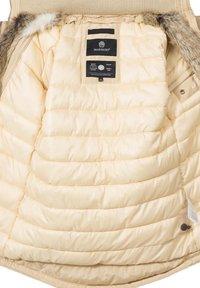 Marikoo - GRINSEKATZE - Winter coat - beige - 3