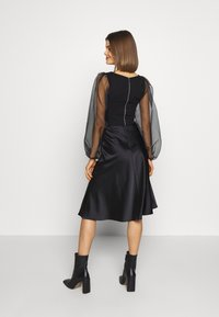 Lace & Beads - SOPHIE SKIRT - A-line skirt - black - 2