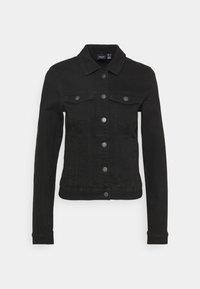 VMHOT SOYA JACKET - Denim jacket - black