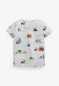 Next - T-Shirt print - grey - 1