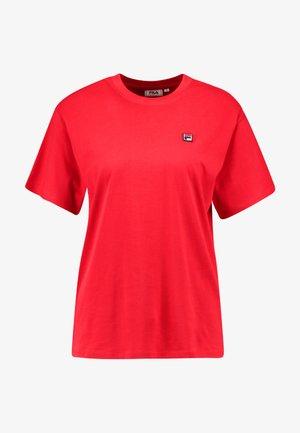 NOVA TEE  - Basic T-shirt - true red