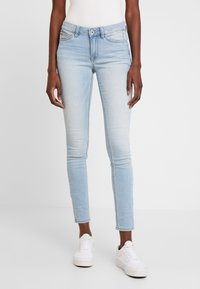 TOM TAILOR DENIM - JONA - Jeans Skinny Fit - blue denim - 0