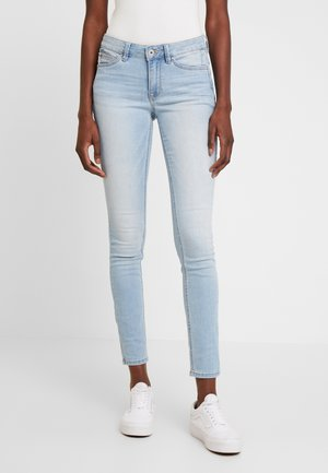 JONA - Jeansy Skinny Fit - blue denim