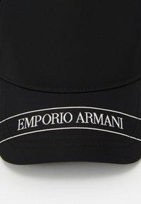 Emporio Armani - UNISEX - Kšiltovka - nero/black - 4