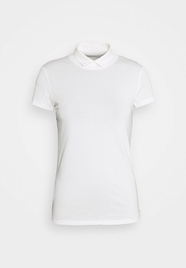 Poloshirt - off white