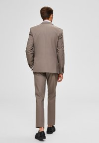 Selected Homme - Pikkutakki - light brown - 2