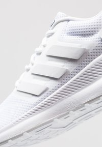 adidas Performance - RUNFALCON - Zapatillas de running neutras - footwear white - 5