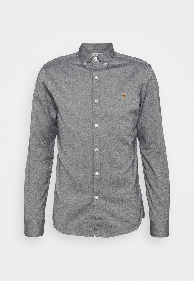 HURST TWILL - Overhemd - true navy