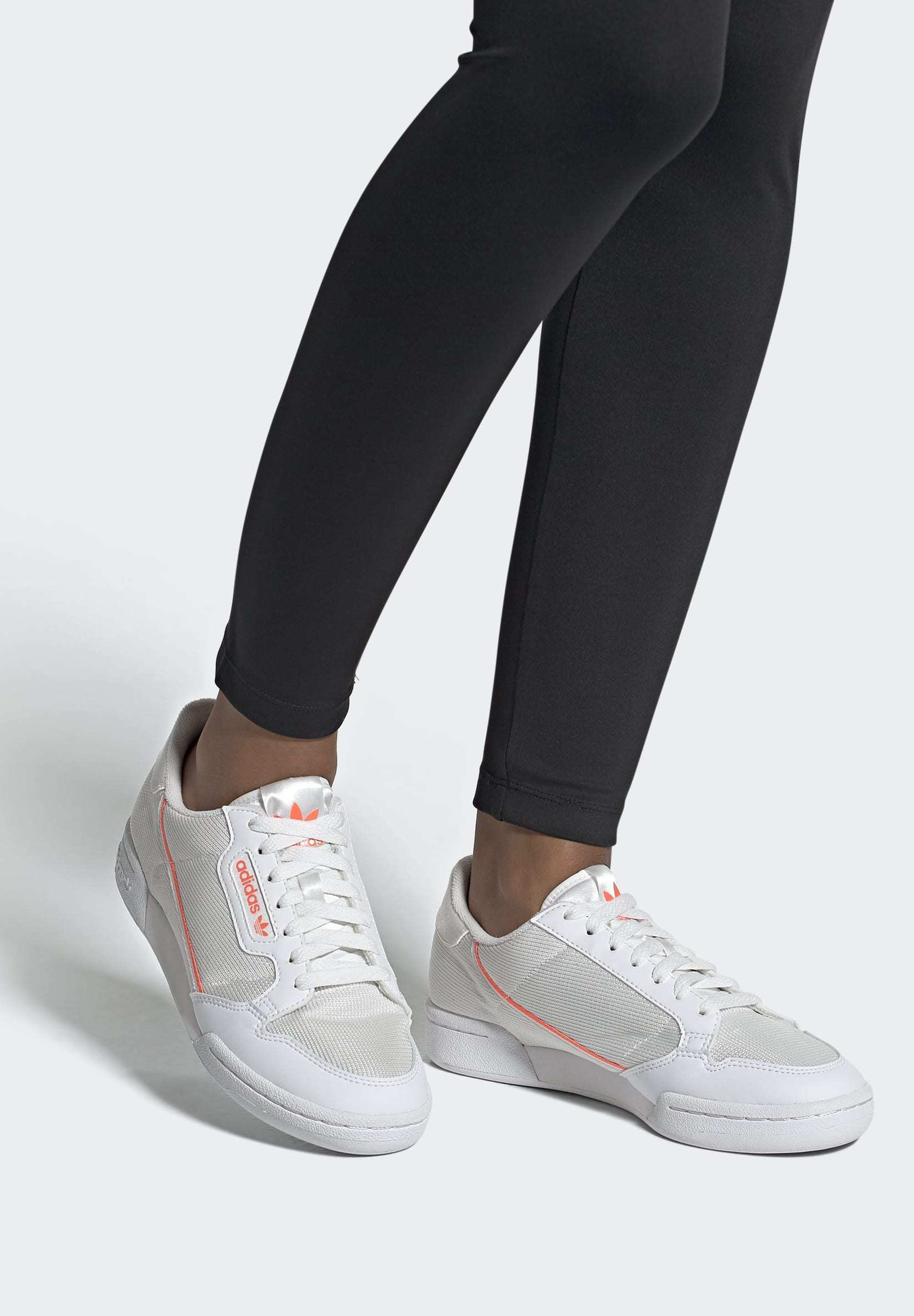 Gutes Angebot adidas Originals CONTINENTAL 80 SHOES - Sneaker low - white | Damenbekleidung 2020