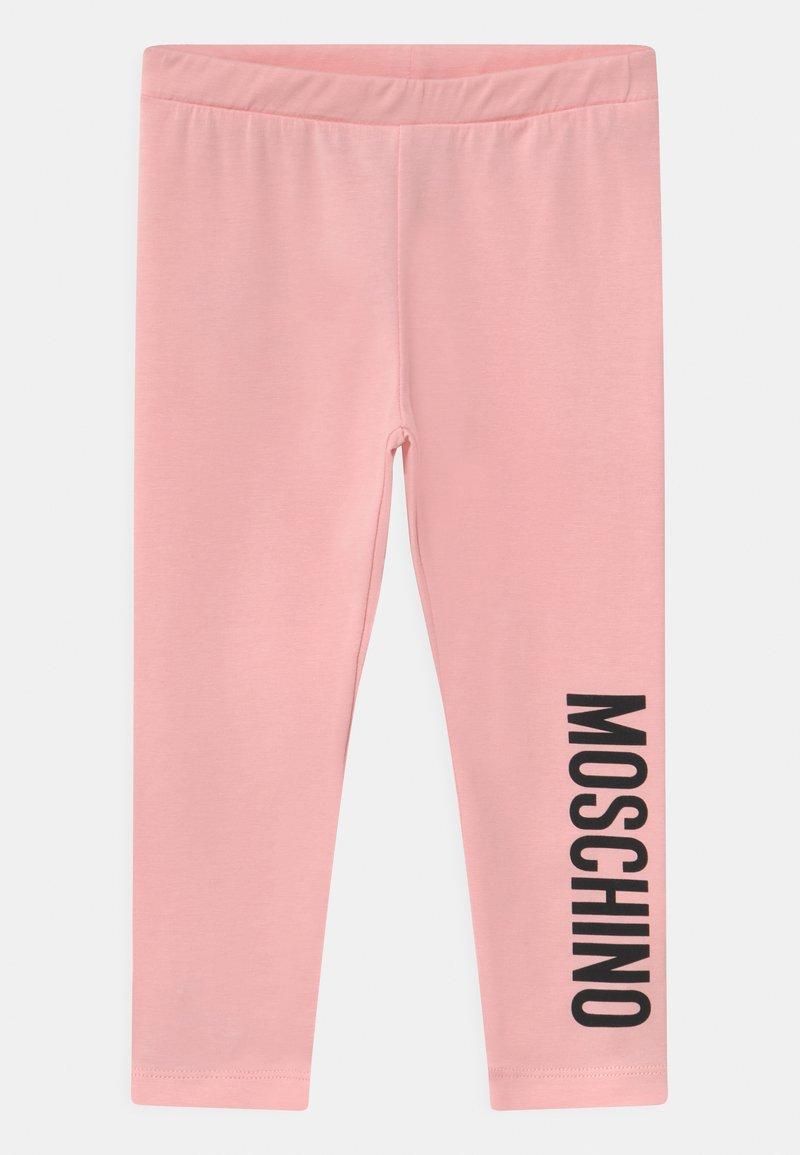 MOSCHINO - Leggings - Trousers - sugar rose