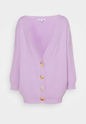 FRANKIE - Cardigan - lilac