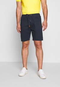 INDICODE JEANS - THISTED - Shorts - navy - 0