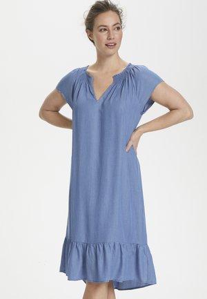 CUMERY  - Spijkerjurk - blue wash