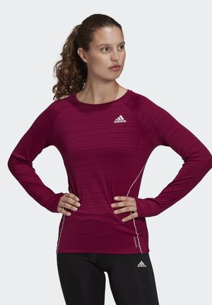 ADI RUNNER - Sports shirt - powber