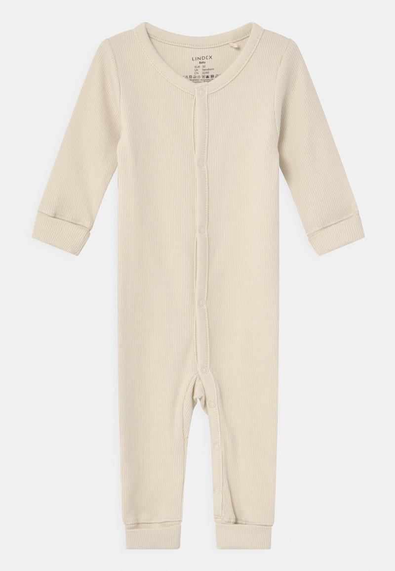 Lindex - ONESIE UNISEX - Pyjama - beige