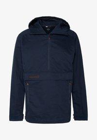SVALBARD ANORAK - Outdoor jacket - indigo night