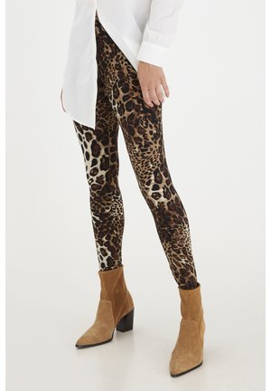 Leggings - black mix