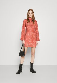 Never Fully Dressed - MINI MYSTIC - Korte jurk - red - 1