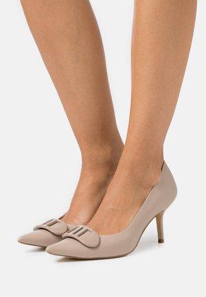BRIONI - Classic heels - taupe