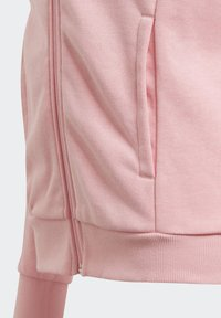 adidas Performance - G HOODED CO TS TRACKSUITS TRAINING WORKOUT TRACKSUIT - Trainingspak - pink - 7