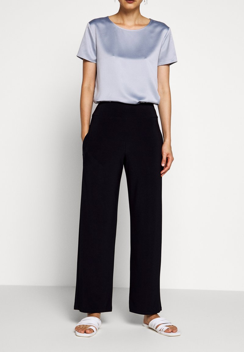 Max Mara Leisure - GALLURA - Trousers - ultramarine