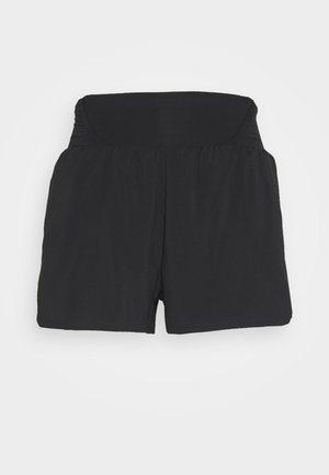 ALL AROUND SHORTS - Sports shorts - black/gold