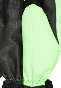 Reusch - TORBENIUS R-TEX JUNIOR - Guanti - black/neon green - 3