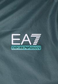 EA7 Emporio Armani - Lehká bunda - black/teal - 6