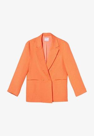 Żakiet - orange