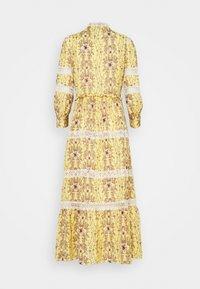 sandro - Maxi dress - jaune - 1