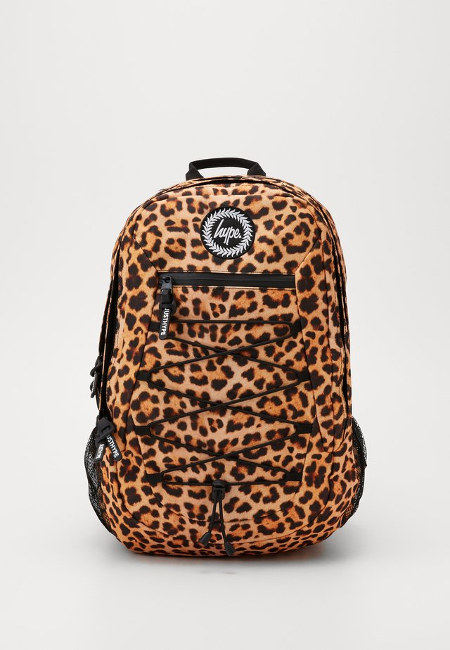 MAXI BACKPACK  LEOPARD - Reppu - multi