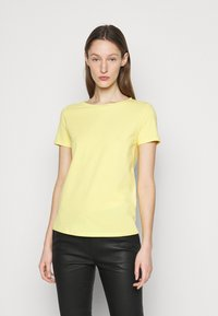 WEEKEND MaxMara - Basic T-shirt - zartgelb - 0