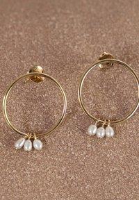 Violet Hamden - Earrings - gold - 2