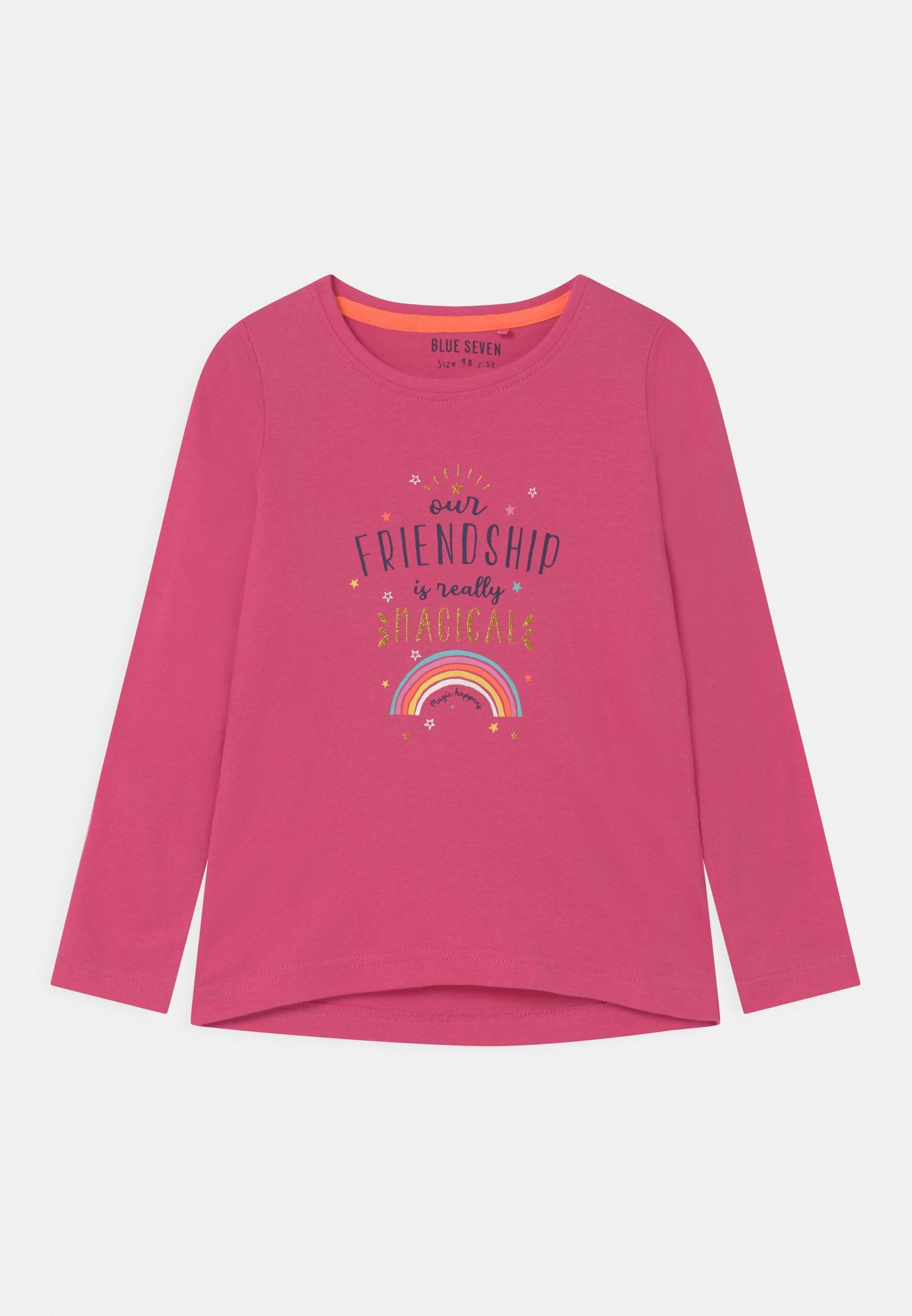 Kinder KIDS GIRLS  - Langarmshirt - pink